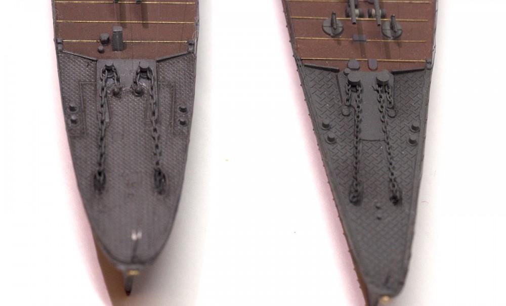 艦船模型用極細チェーン