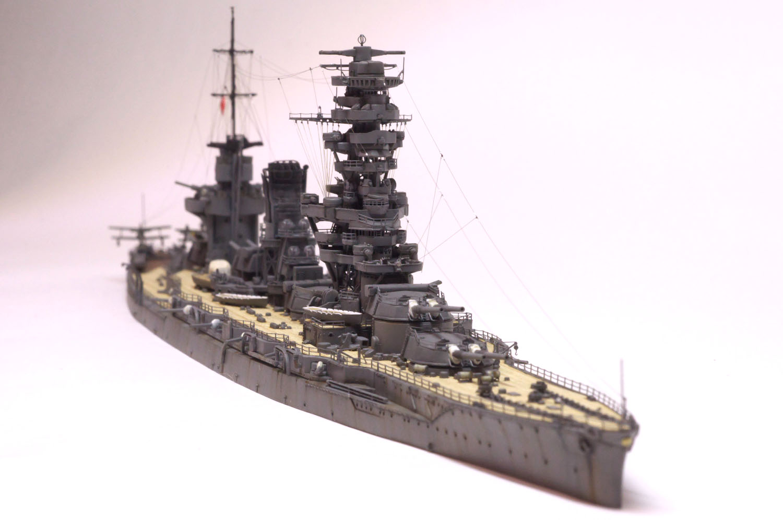 1/700 戦艦 扶桑