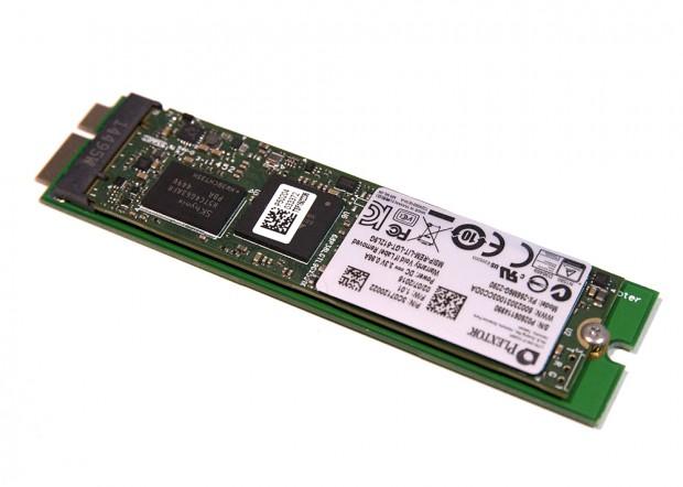 SSD装着状態