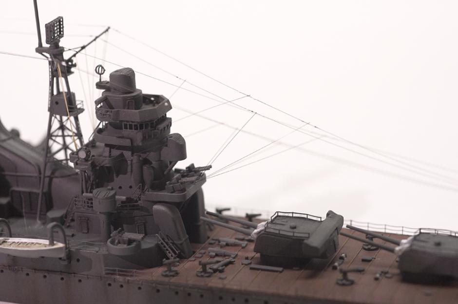 1/700 重巡洋艦 利根