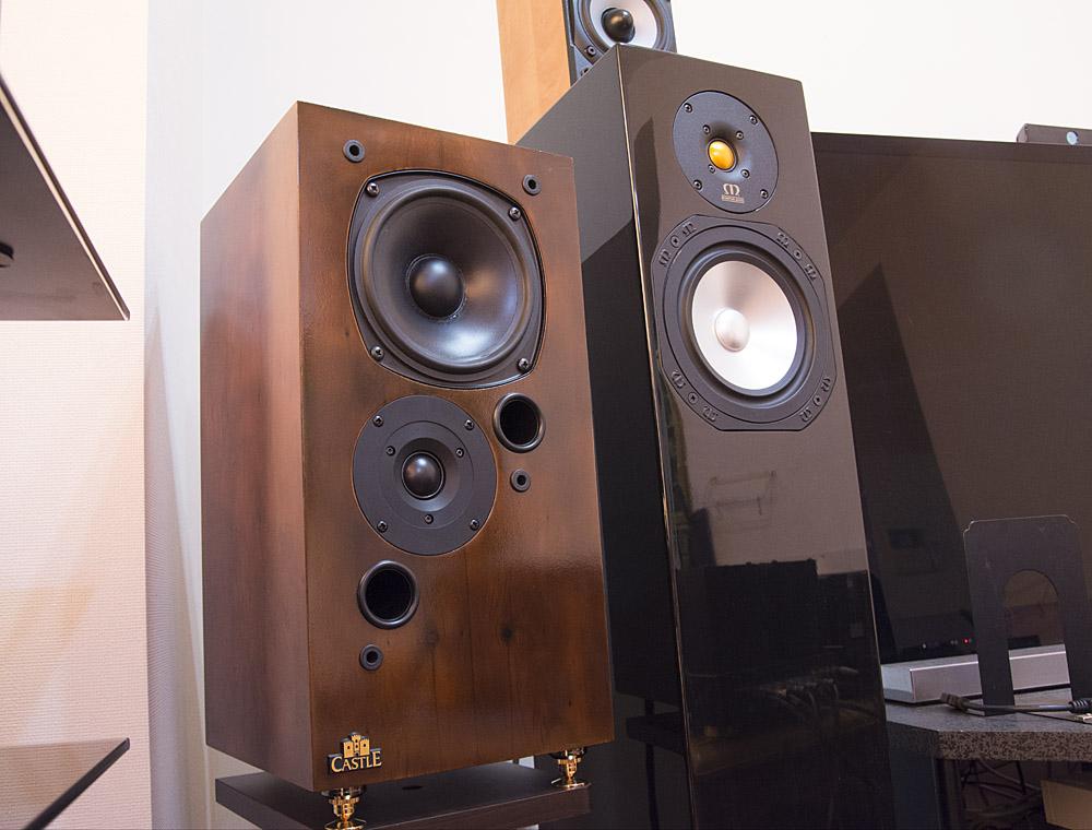 castle york loudspeaker