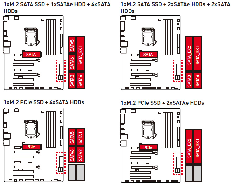 MSI H170 Gamimg M3